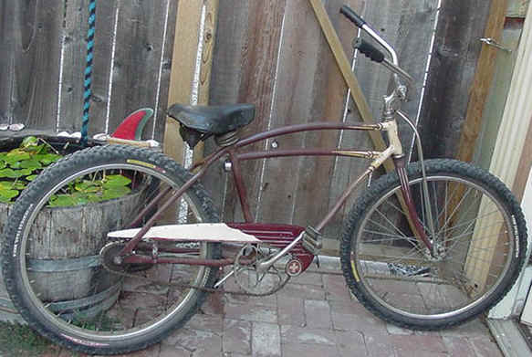 dating a schwinn paramount Gene from genesbmxcom web site provided this great info on figuring out your old trusty schwinn schwinn bike dating after 1965,  the paramount serial numbers .